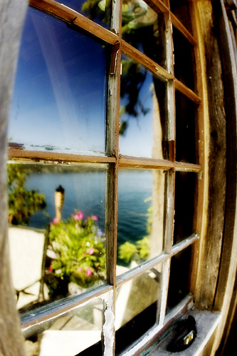window | by staciek