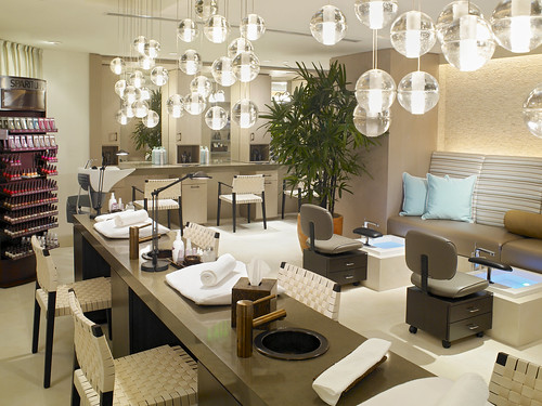 The Palms Spa - Hair and Nail Salon | by thepalmshotel