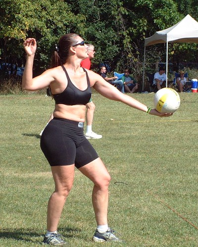 Huge bubble butt volleyball pawg