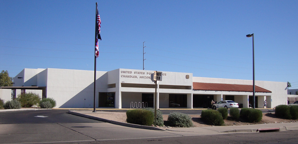 Post Office 85224 Chandler Arizona Chandler Is One Of T Flickr