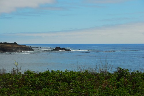 The Mendocino Coast - Blue on Green | by OceanRudy