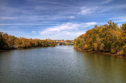 Theodore Roosevelt Island Channel HDR | by Mr.TinDC