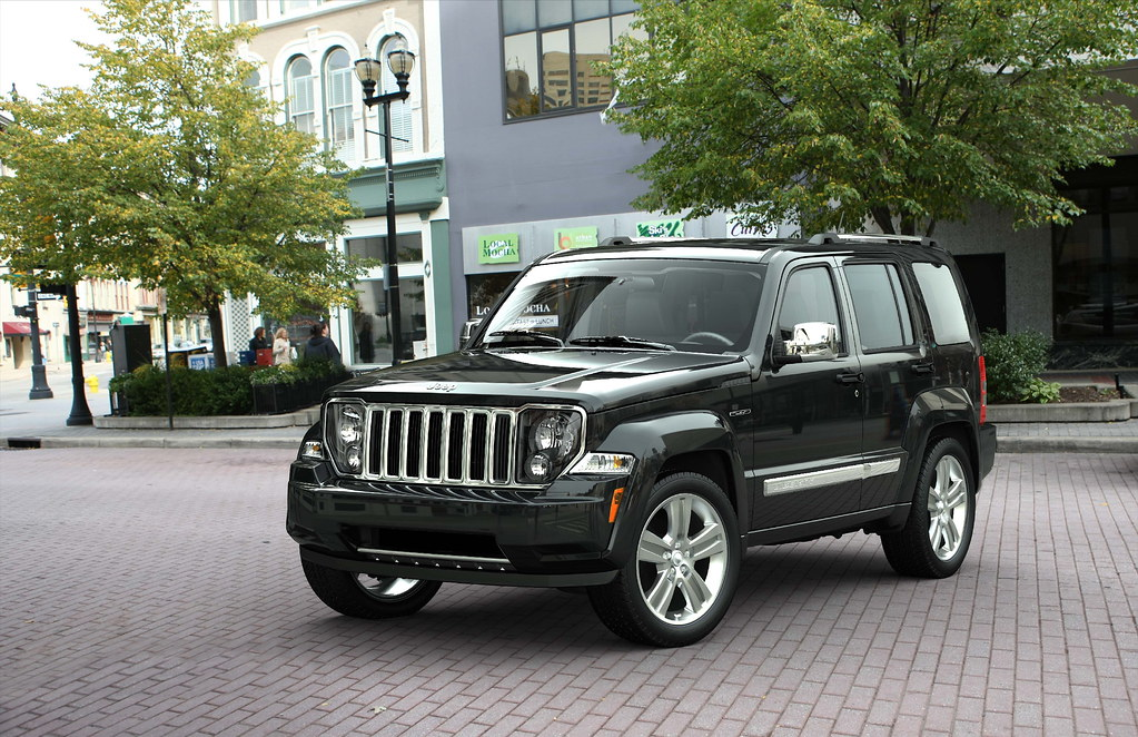 Superior ... 2011 Jeep Liberty Jet | By Jeep®