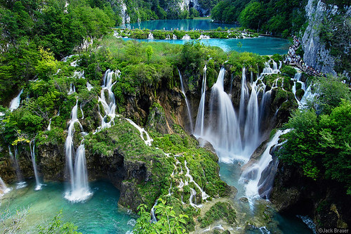 Plitvice Waterfalls | by mpancha