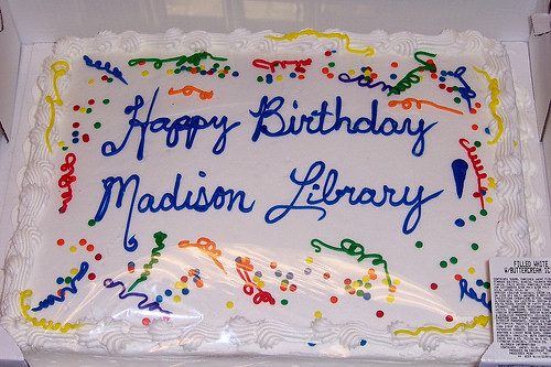 Birthday Cake Madison Wisconsin