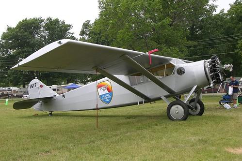 1927 Stinson Sm 1 Detroiter Airventure 2007 D