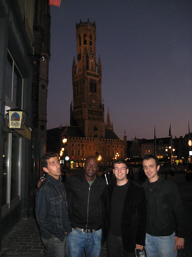 The guys in front of The Belfry | by gelle.dk