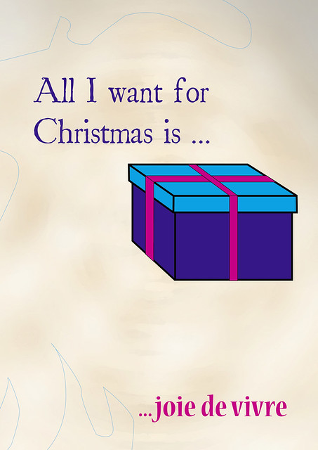 All I want for Christmas is ...