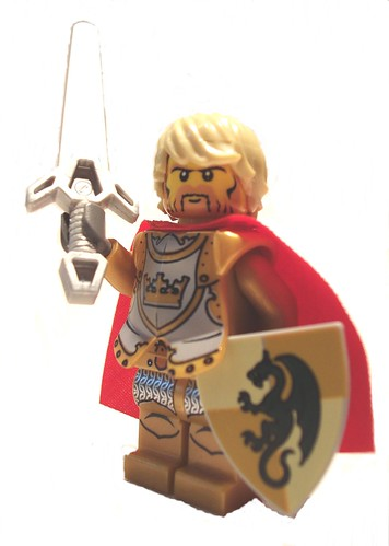 King arthur pendragon i 39 ve now made all twenty five of the flickr - Knights of the round table lego ...
