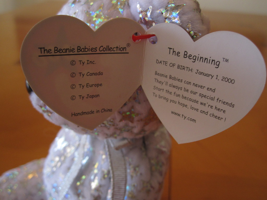 ... jessicagreen0202 Ty The Beginning Beanie Baby Hang Tag by  jessicagreen0202 outlet 3b1b0 01d87 ... 61bf63ecfbd9