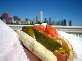Chicago hot dog | by adactio