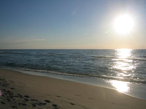 Orchard Beach State Park Campground Manistee Michigan