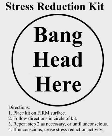 Stress Reduction Kit | by programwitch