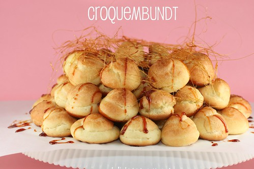 Croquembundt - I Like Big Bundts | by Food Librarian