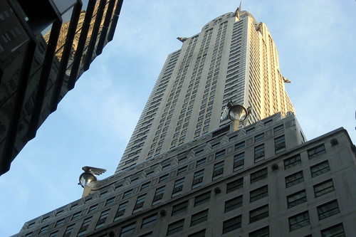 NYC: Chrysler Building | by wallyg