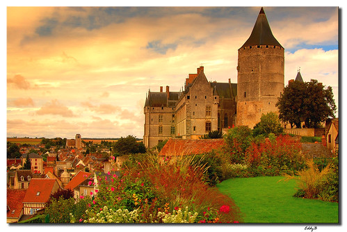 Chateau of Chateaudun | by EddyB