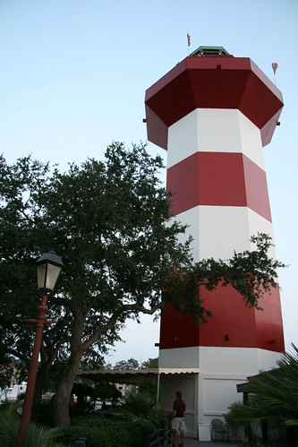 Harbour Town Light House on Hilton Head | by @HandstandSam
