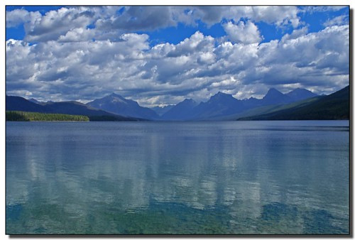 Lake McDonald | by Roger Lynn
