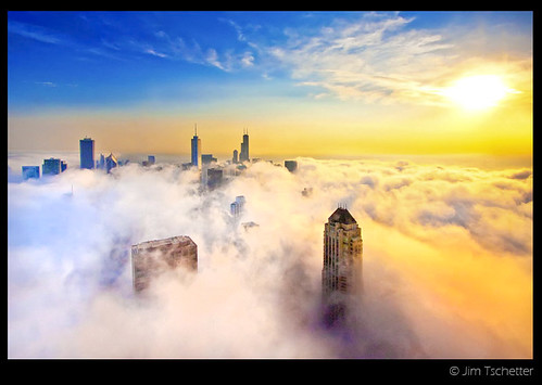 The fog....(Explored and shown on 5pm CBS news) | by IC360