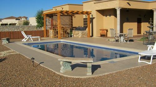 Viking pools st thomas 15a advanced pool production for Pool design el paso tx