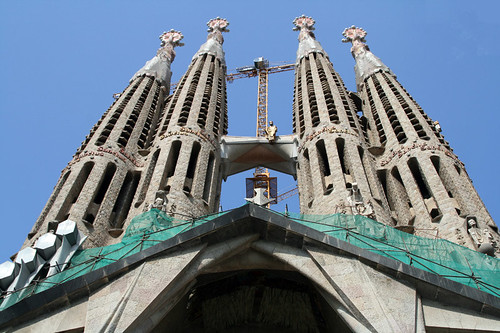 Sagrada Familia | by sobeuk
