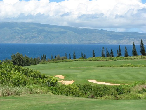 Plantation golf Course at Kapalua, maui | theroyaldish ...