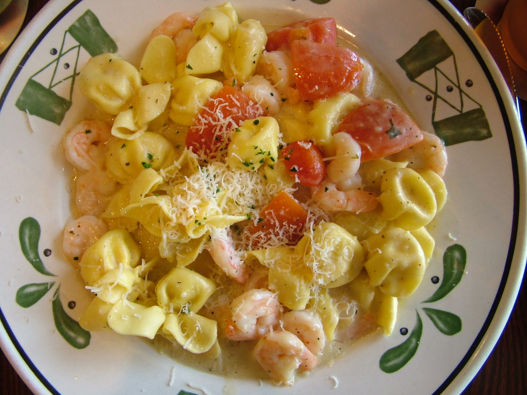 Four Cheese Sacchetti with Shrimp | Arnon Hershkovitz | Flickr