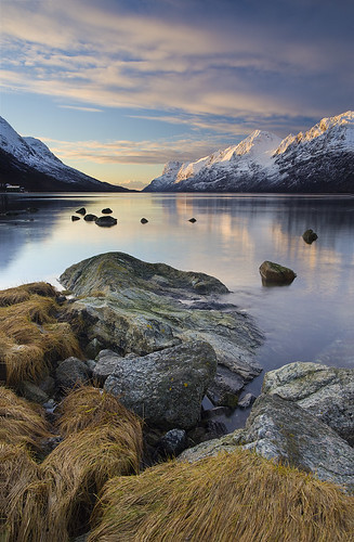 Ersfjordbotn Sunset ii | by antonyspencer