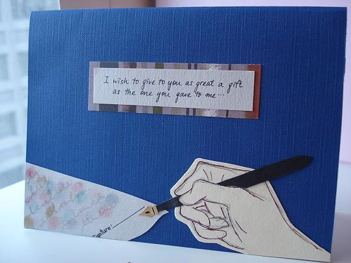 Custom Made Birthday Card For 1st Insurance Client Flickr