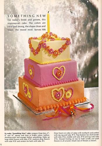 Bride S Cake Ice Cream