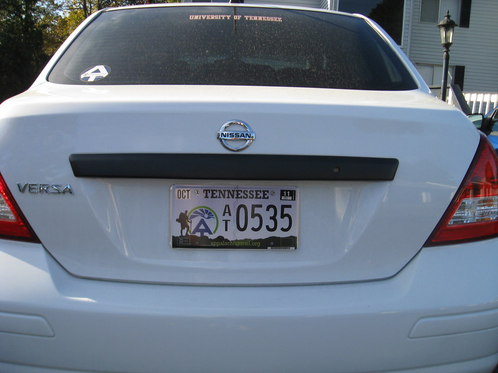 Tennessee license plates are here! | Flickr