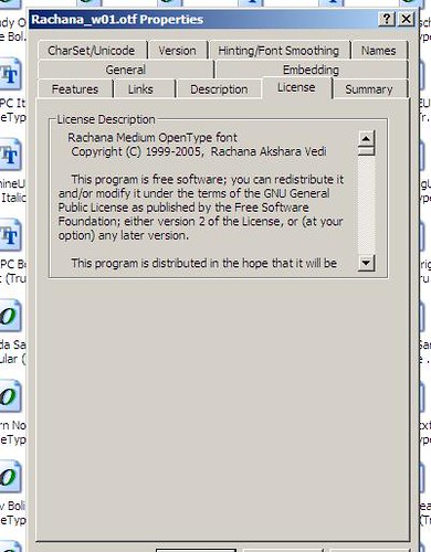 Rachana License in Windows | by ralminov