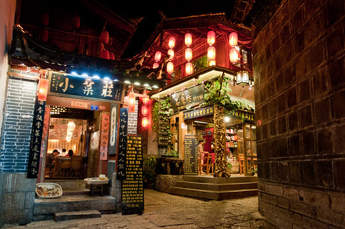Lijiang by night | by MadGrin