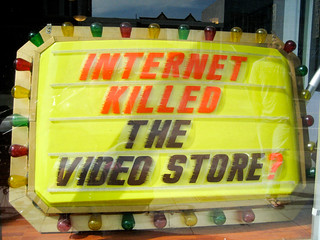Internet Killed the Video Store? | by Telstar Logistics