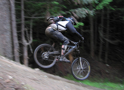 Whistler Bike Park - Si in the Air | by Clive Andrews