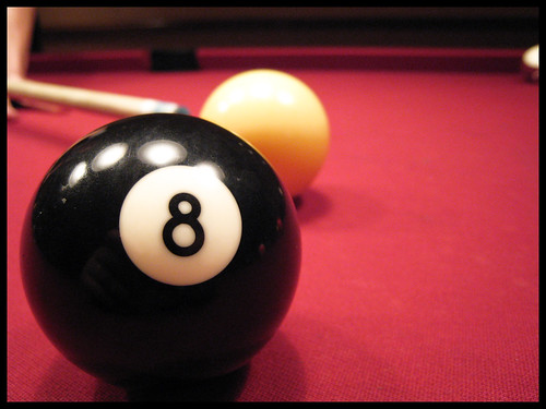 8-Ball | by o0()^SmSm^()0o
