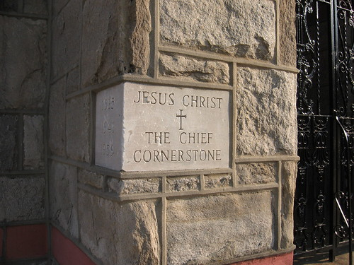 Jesus Christ - The Chief Cornerstone | by TheGoodReverend
