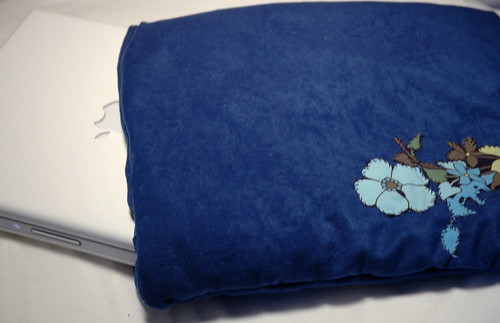 Blue Laptop Cozy | by dkoss2