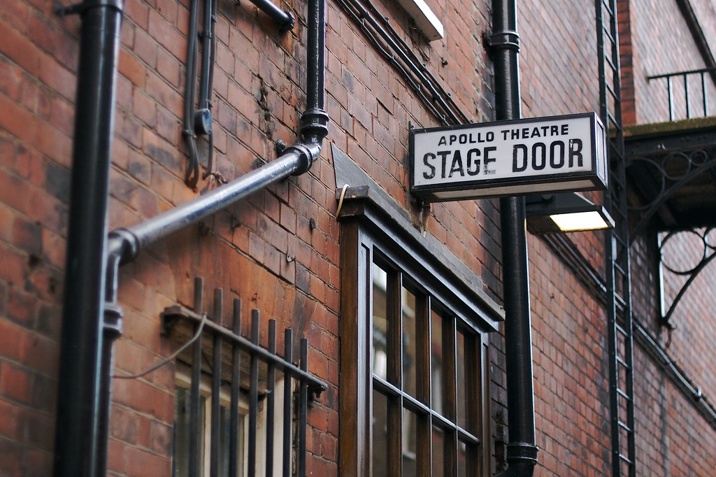 by Tom Coates Apollo Theatre Stage Door... | by Tom Coates & Apollo Theatre Stage Door... | Tom Coates | Flickr