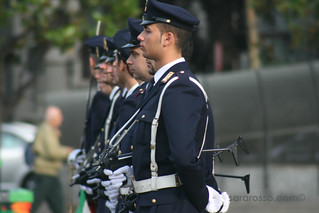 Carabinieri - Police in Italy - at Attention! | by MsAdventuresinItaly