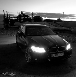 BMW 320d (E91) #1 | by mescon