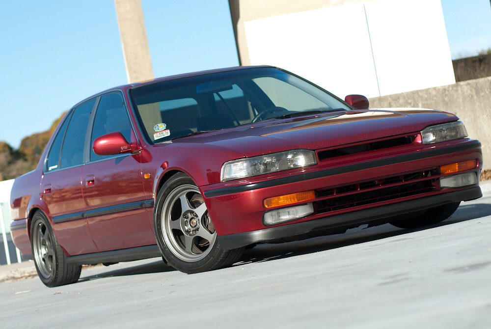 Honda Accord 1993 Custom Www Pixshark Com Images