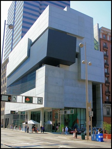 cincinnati contemporary arts center building designed by z flickr. Black Bedroom Furniture Sets. Home Design Ideas