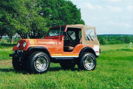 New Jeep Renegade >> 1979 Jeep CJ5 Renegade | Not a day goes by that I dont kick … | Flickr
