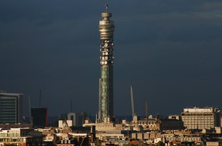 BT Tower | by Uli Harder