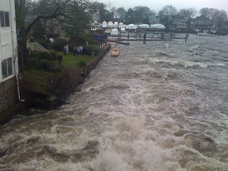 Pawtuxet Raging Rapids | by *kerri