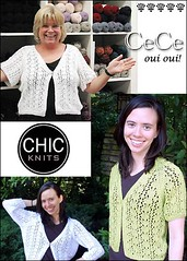 Chic Knits CeCe | by Bonne Marie