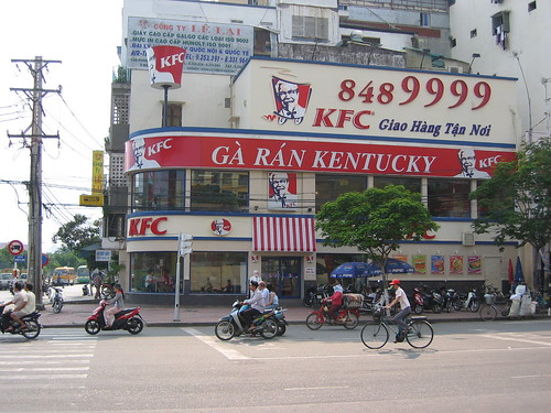 KFC - fast food - Vietnam | by billcoo