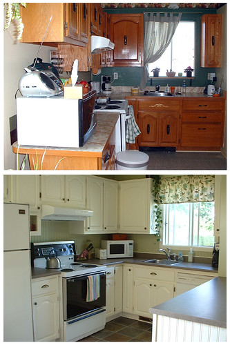 My New Home Before And After Renovation Genevi Ve