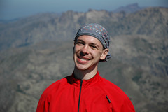 Me on top of Monte d'Oro Corsica | by jakub_hla